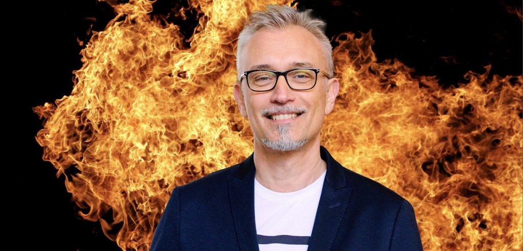 Kunst Feuer